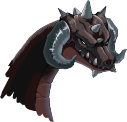 Mob Horntail's Right Head