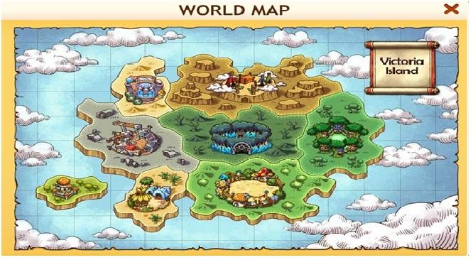 World Map Maplestory Adventures Facebook Wiki Fandom powered by Wikia