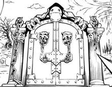 Gatekeeper Clown