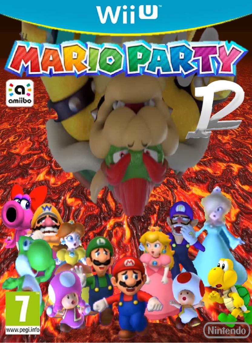 Mario party 12 | Mario Fanon Wiki | FANDOM powered by Wikia