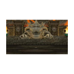 Bowser Castle (Night)