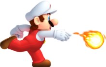Fire Mario NSMB2