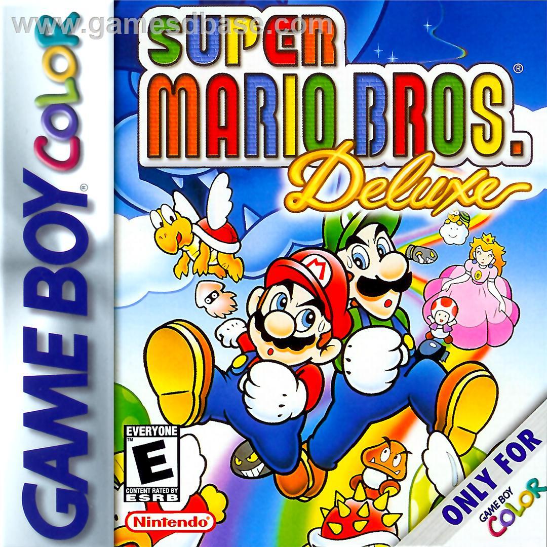 Super Mario Bros Deluxe Mariowiki Fandom Powered By Wikia