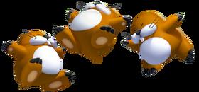 Monty Moles, New Super Mario Bros. U