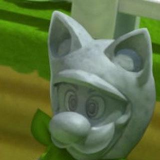 Statue Luigi