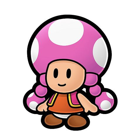 Toadette on Scratch