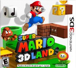 SuperMario3DLand Cover