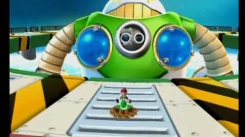 Super Mario Galaxy 2 - Second Bowser Jr