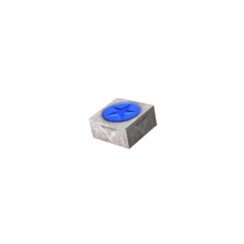 A Blue Coin Box from <i><a href=