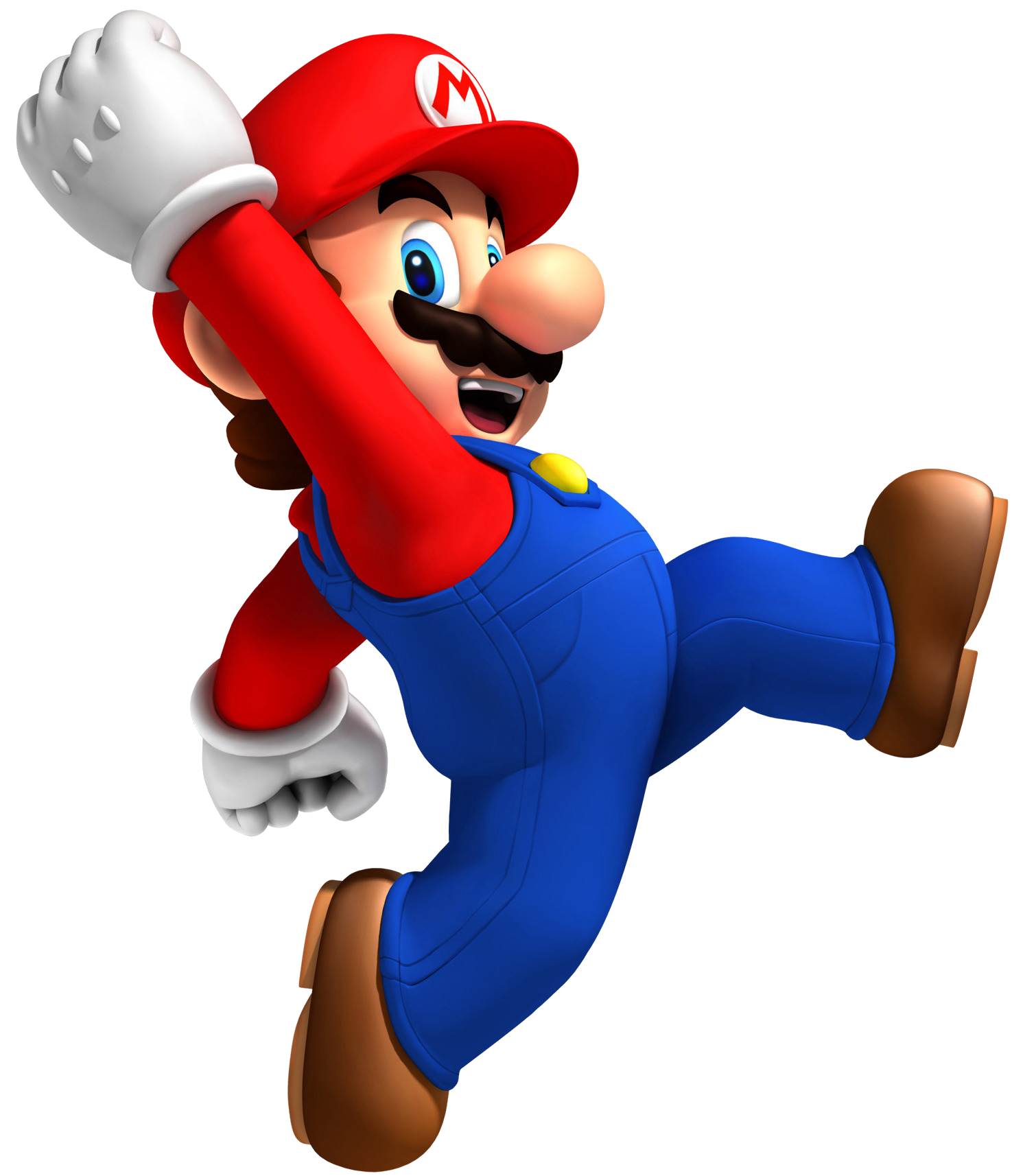 Mario s current appearance  Mario