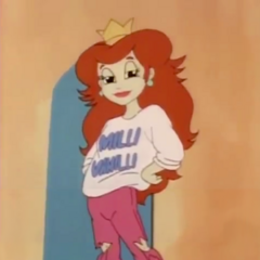 Peach's Concert Outfit