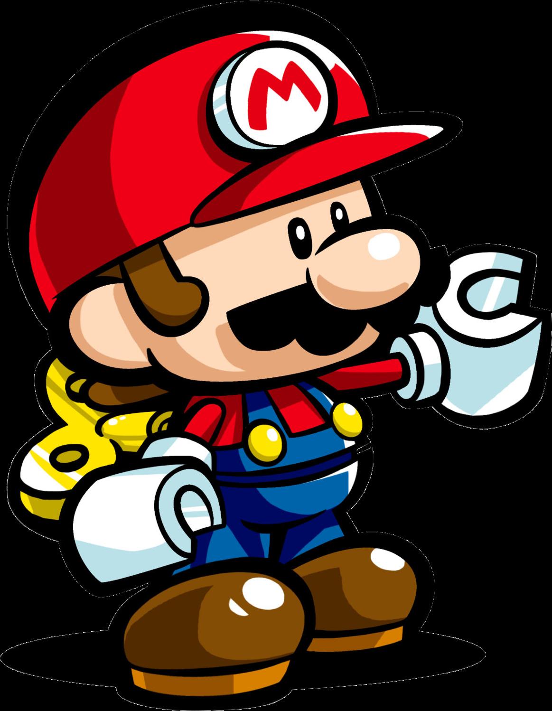 Mini Mario Toy