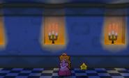 Princess Peach In The Secret Path (Paper Mario)