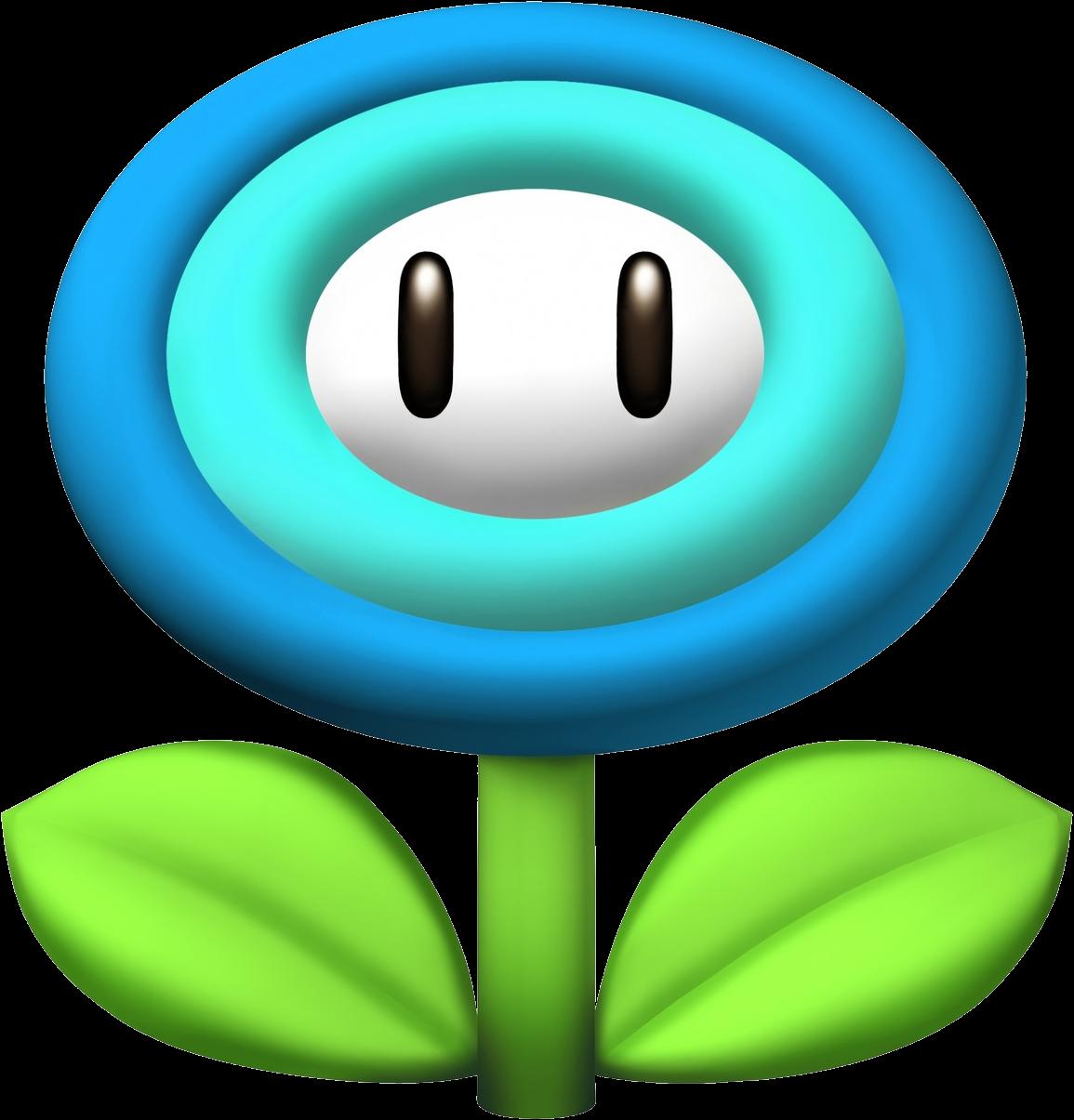 Ice Flower | MarioWiki | Fandom powered by Wikia