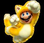 Cat Mario Artwork - Super Mario 3D World.png