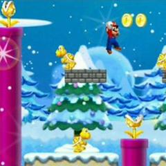 Screenshot displaying golden enemies.