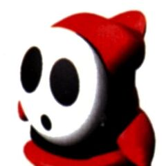 A Shy Guy from <i><a href=