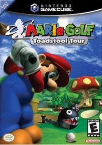 Mario Golf- Toadstool Tour