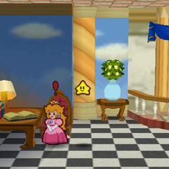 Princess Peach at <a href=