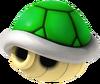 Green Shell Artwork - Mario Kart Wii