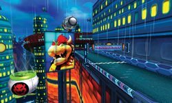 Neo Bowser City