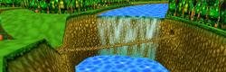 DK's Jungle Parkway Overview - Mario Kart 64