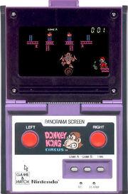 Donkey Kong Circus