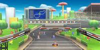 Mario Circuit (Super Smash Bros. Brawl)