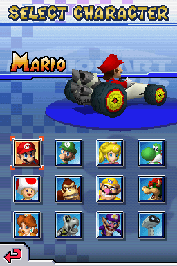 Mario Kart Ds Mario Kart Racing Wiki Fandom Powered By