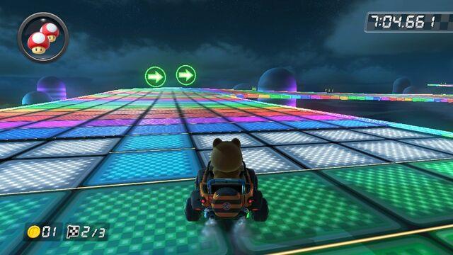 File:SNES Rainbow Road (Mario Kart 8) 10.jpg