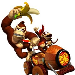 Donkey Kong's Team