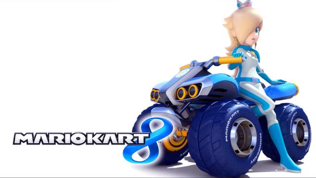 File:Mario Kart 8 Title Screen (Rosalina).png