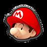 MK8 BabyMario Icon