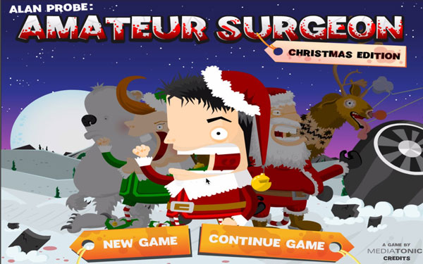 amateur surgeon christmas edition markiplier wiki
