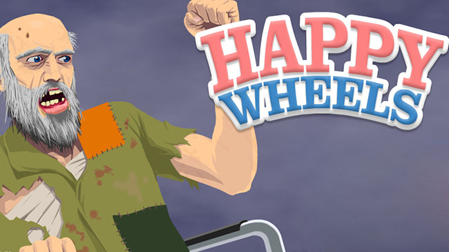 happy wheels ful game