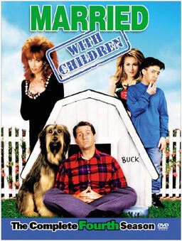 MarriedWithChildren S4 DVD COVER