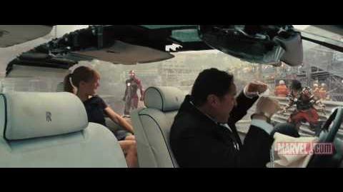 Iron Man 2 Movie Clip The Mark V Suit