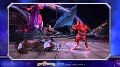 Magneto Special Moves Marvel Contest of Champions