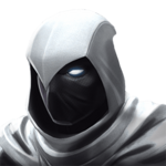 Moon Knight portrait