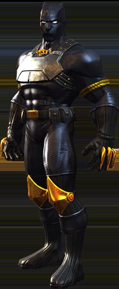 Black Cat Power Armour