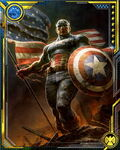 Star-Spangled Avenger Captain America