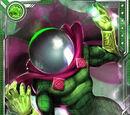 Sinister Illusionist Mysterio