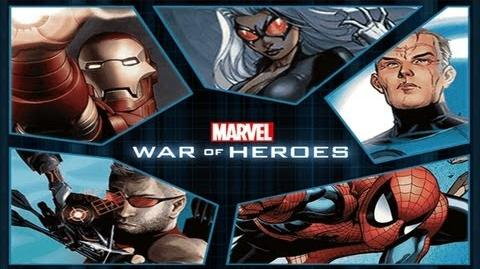 MARVEL War of Heroes - iPhone iPod Touch iPad - HD Gameplay Trailer