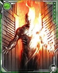 Plasma Sculpture First Human Torch