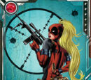 Rebel Lady Deadpool