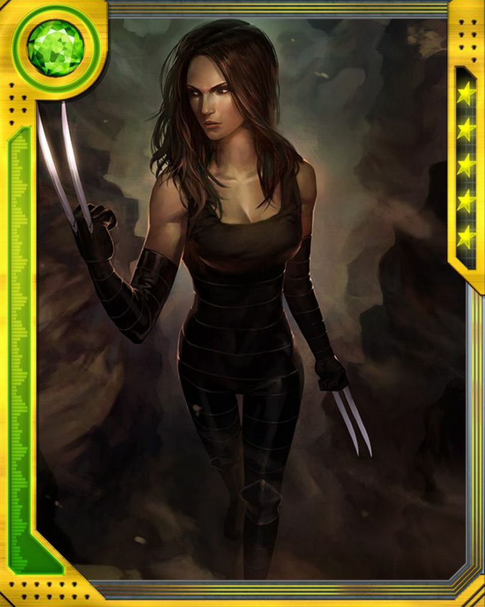 [Red Eyes] X-23 | Marvel: War of Heroes Wiki | Fandom ... X 23 Marvel