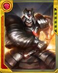 Bushido Code Silver Samurai