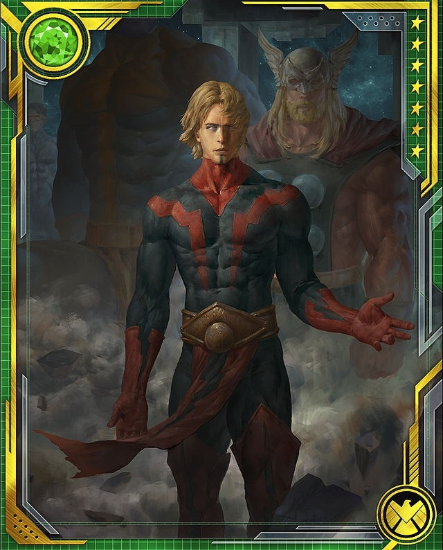 Marvel Adam