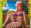 Playful Tigra