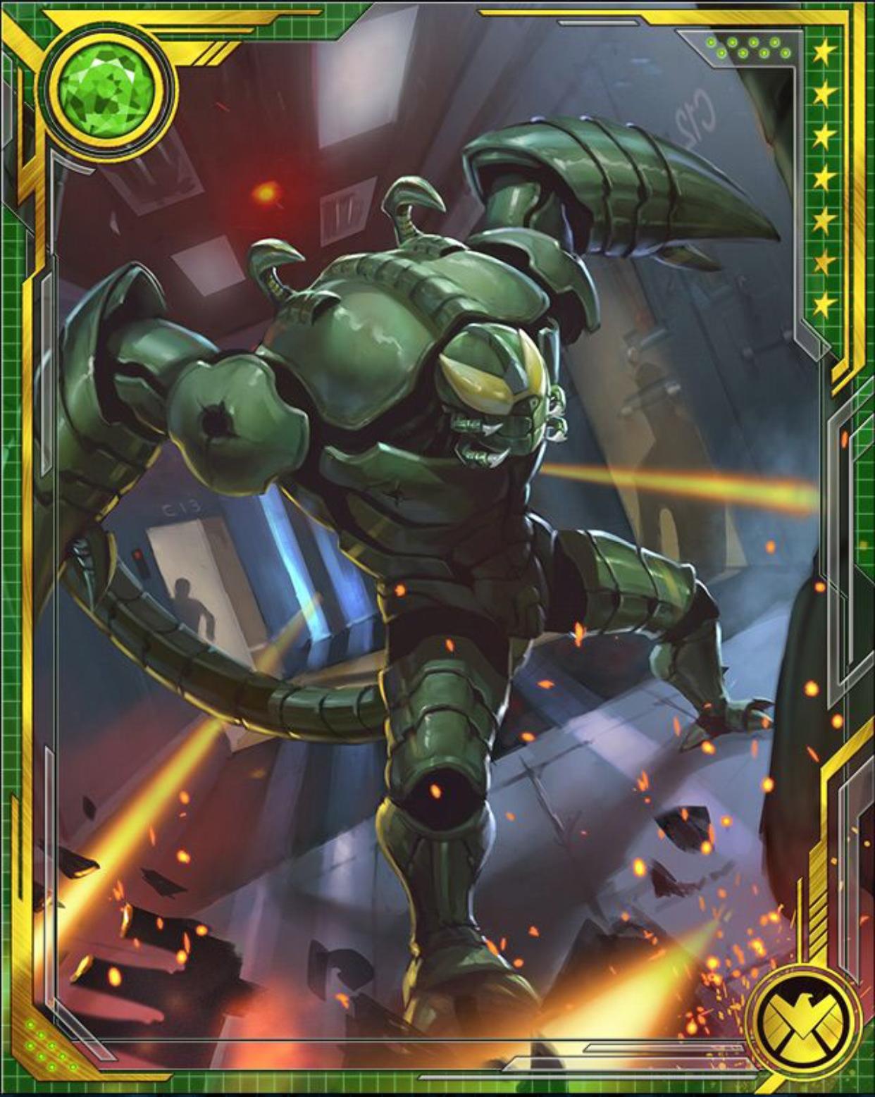 [Battlesuit] Scorpion | Marvel: War of Heroes Wiki ...